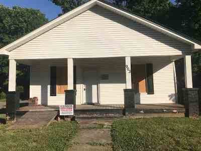 Morristown Single Family Home For Sale: 903 W 3rd North St