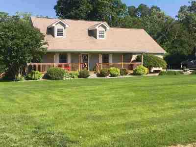 Jefferson County, Cocke County, Sevier County Single Family Home For Sale: 952 Holly Oaks Lane