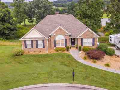 Morristown Single Family Home For Sale: 4175 Scarlett Oak Drive