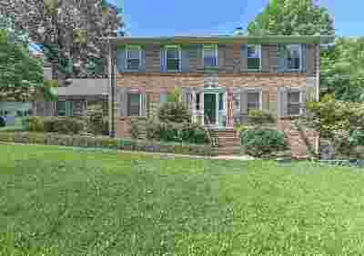 Single Family Home For Sale: 1203 Rambling Court