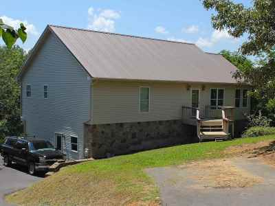 Jefferson County, Cocke County, Sevier County Single Family Home For Sale: 1379 Lake Front Drive