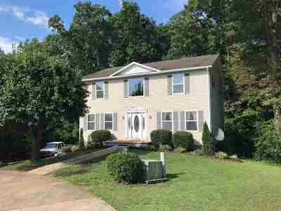 Single Family Home For Sale: 150 Bluebonnet Lane