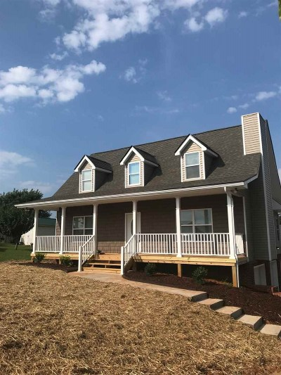 Hamblen County Single Family Home For Sale: 5795 Kay Drive