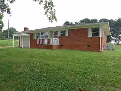 Single Family Home For Sale: 429 Greenlee Road