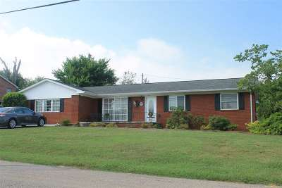 Single Family Home For Sale: 841 W Cherokee Drive