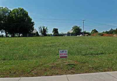 Morristown Residential Lots & Land Temporary Active: 5118 Aspen Ave