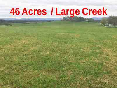 White Pine Residential Lots & Land For Sale: 46 Acres C. H. Rankin Road