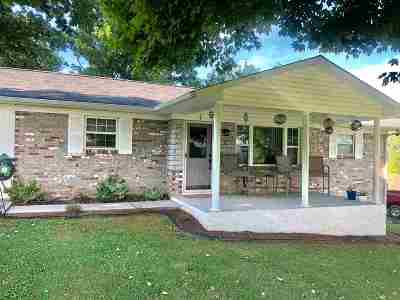Bean Station Single Family Home For Sale: 142 Clearview Drive