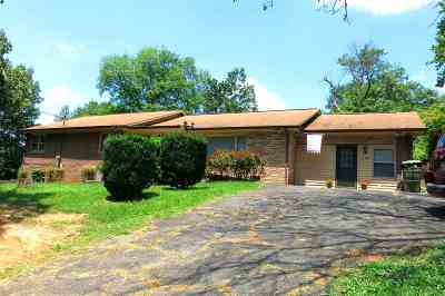Morristown Single Family Home For Sale: 619 Highland Drive