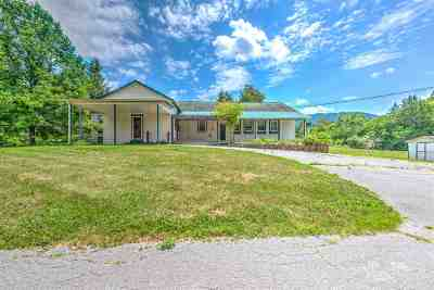 Grainger County Single Family Home For Sale: 4020 Mountain Valley Highway 131