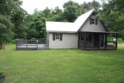 Single Family Home For Sale: 2155 Old Mountain Road