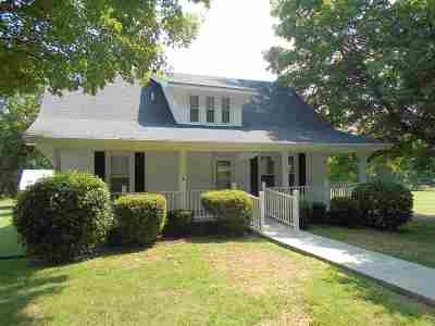 Jefferson County Single Family Home For Sale: 1704 Maple St
