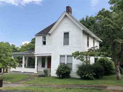Morristown Single Family Home For Sale: 215 W Second North Street
