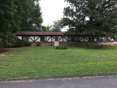 Morristown Single Family Home For Sale: 1616 Kimberly Drive