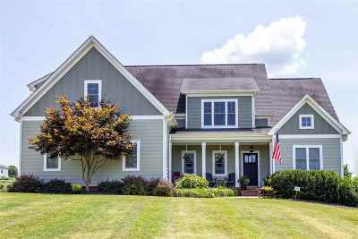 Single Family Home For Sale: 8502 Shackleford Rd