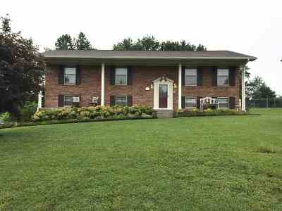 Hamblen County Single Family Home For Sale: 556 Andrew Circle