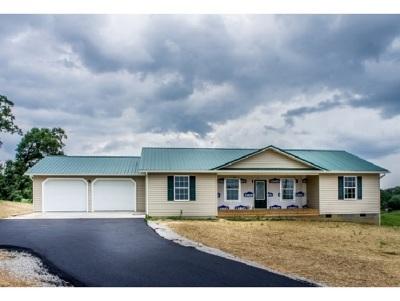 Single Family Home For Sale: 130 N Massengill Rd.