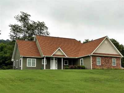 Dandridge Single Family Home For Sale: 934 W Dumplin Valley Road