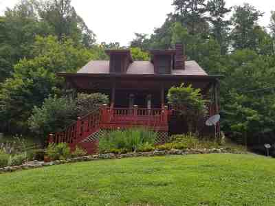 Mooresburg Single Family Home For Sale: 1232 Big Hill Rd