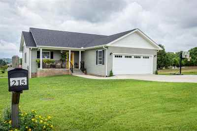Bean Station Single Family Home For Sale: 215 Drew Dr.