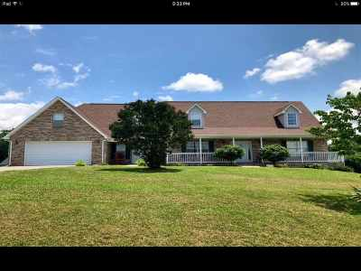 Talbott Single Family Home For Sale: 2476 Tarr Rd