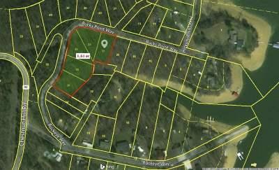Dandridge Residential Lots & Land For Sale: 22,24,26,28,30 Bucks Point Way