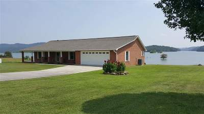 Bean Station, Blaine, Mooresburg, Rutledge, Thorn Hill, Washburn Single Family Home For Sale: 119 Wright Lane