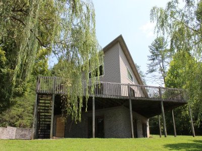 Sevierville Single Family Home For Sale: 3764 N Ball Hollow Road