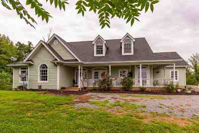 Single Family Home For Sale: 300 King Rd