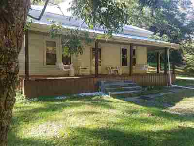 Single Family Home For Sale: 651 N Hwy 340