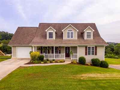 Russellville Single Family Home For Sale: 2644 Plantation Dr