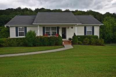 Morristown Single Family Home For Sale: 1584 Boardwalk Cirlce