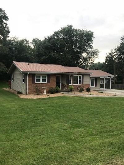 Whitesburg Single Family Home For Sale: 126 Dennison Drive