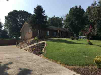 Morristown TN Single Family Home Temporary Active: $279,900