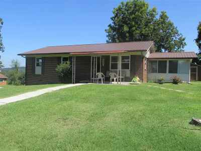 Morristown TN Single Family Home For Sale: $105,900