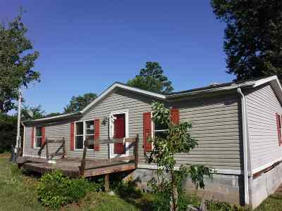 Morristown Mobile/Manufactured For Sale: 1971 Brookside Drive
