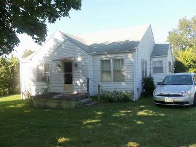 Newport Single Family Home For Sale: 3308 Point Pleasant Road