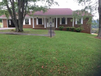 Hamblen County Single Family Home For Sale: 3044 Nelson School Road