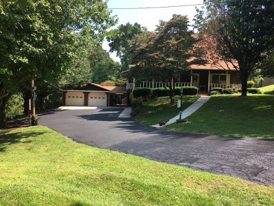 Talbott Single Family Home For Sale: 835 Yellow Brick Rd