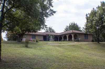 Single Family Home For Sale: 3850 McDonald Way