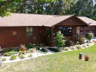 Sevierville Single Family Home For Sale: 2616 Dellwood Drive
