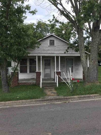 Morristown Single Family Home For Sale: 529 Dice St.