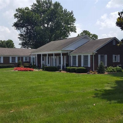 Hamblen County Single Family Home For Sale: 2105 N Economy Road