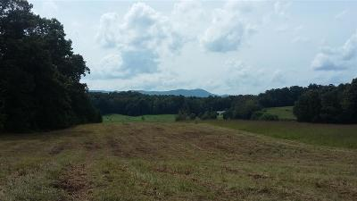 Claiborne County, Cocke County, Grainger County, Greene County, Hamblen County, Hancock County, Hawkins County, Jefferson County Residential Lots & Land For Sale: Old Newport Highway