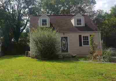 Morristown TN Single Family Home For Sale: $79,000