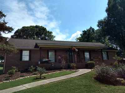 Morristown Single Family Home For Sale: 4122 Azalea Court