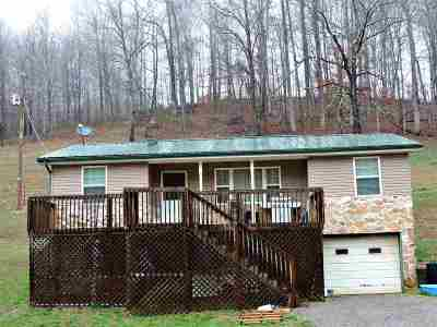 Grainger County Single Family Home For Sale: 671 Hensley Hollow Road