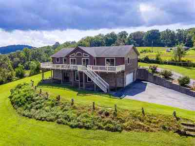 Hamblen County Single Family Home For Sale: 2820 Cedar Creek Church Rd
