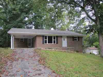 Morristown Single Family Home For Sale: 5814 Gray Street