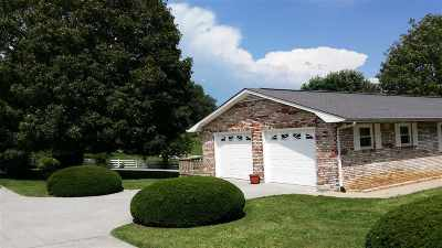 Whitesburg Single Family Home For Sale: 7015 Mountain Valley Road
